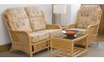 Dallas cane sofa